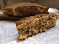Barley Skillet Bread
