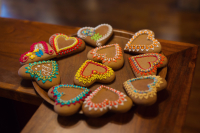 Pierniki (Polish Gingerbread Cookies)