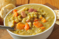 Erwtensoep (Dutch Split Pea Soup)