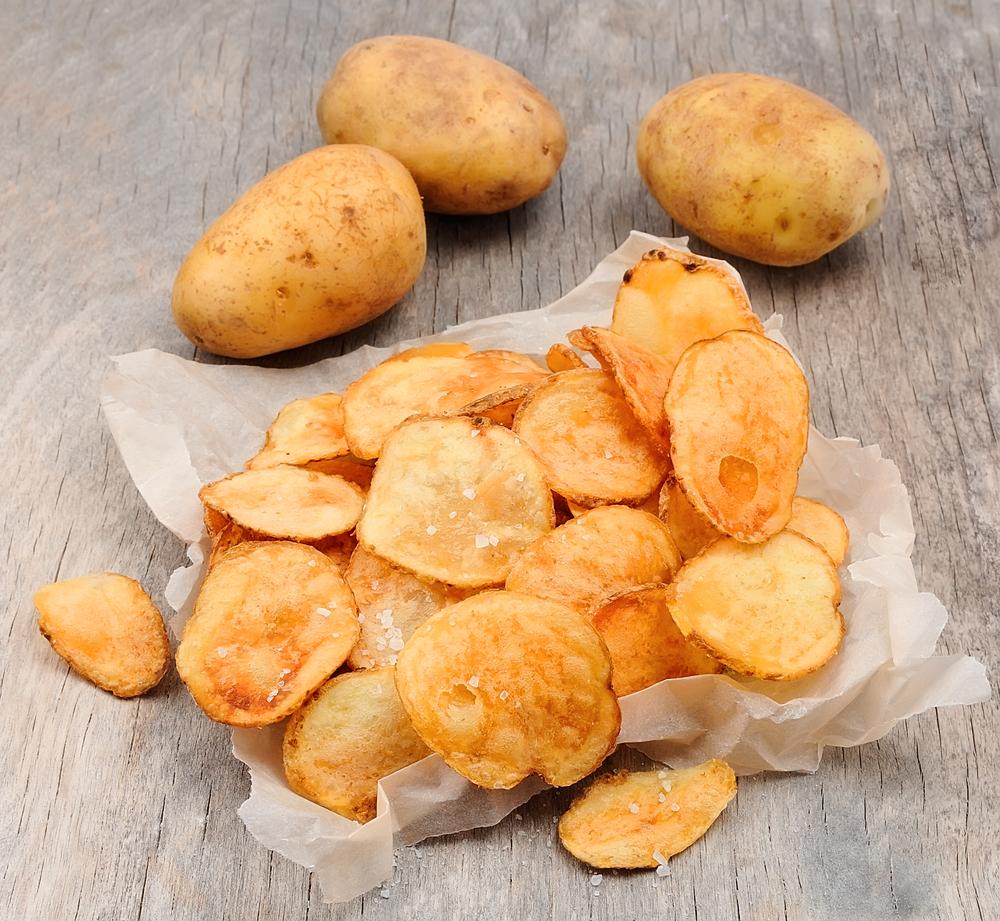 Crisps (Scottish Potato Chips)