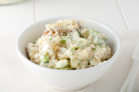 Egg and Olive Potato Salad