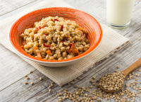 Middle Eastern Barley Salad