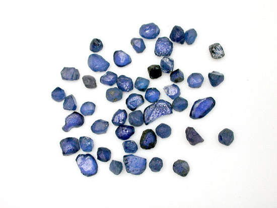 Small Sapphires