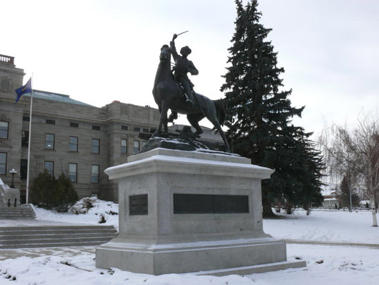 Thomas Francis Meagher Statue