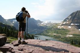Hiking the majestic mountains of Montana
