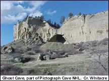 Pictograph Cave - 1