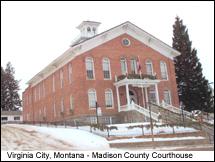 Virginia City Historic District