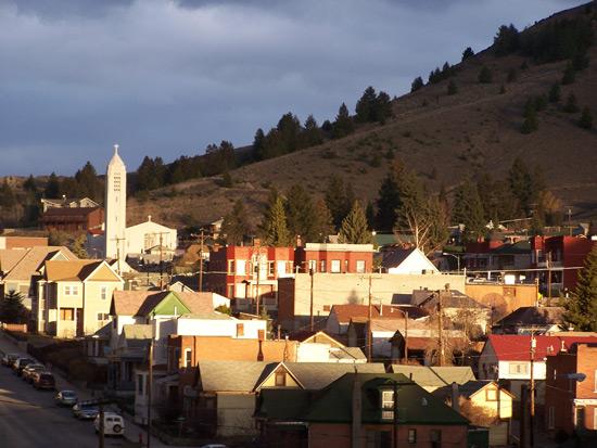 Butte-Anaconda Historic District