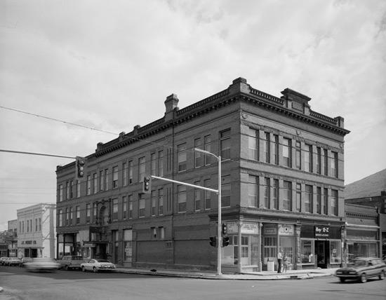 Butte-Anaconda Historic District - 1