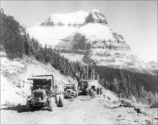 Going-to-the-Sun Road - 2