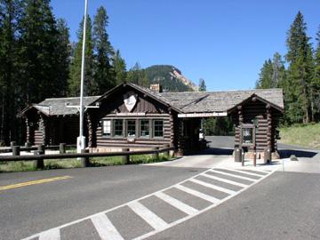 Northeast Entrance Station - 1