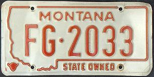 License Plate 10347