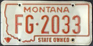 License Plate 10347