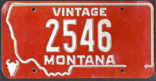 License Plate 3848