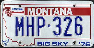 License Plate 2948