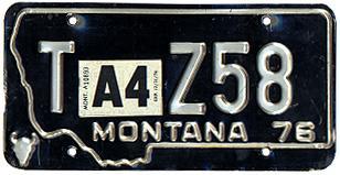 License Plate 10312