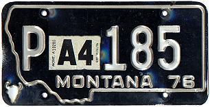 License Plate 10313