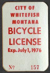 License Plate 9699