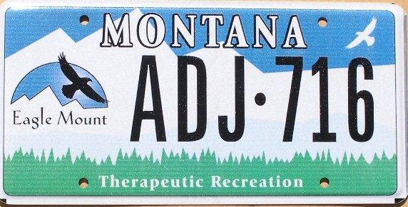 License Plate 10349