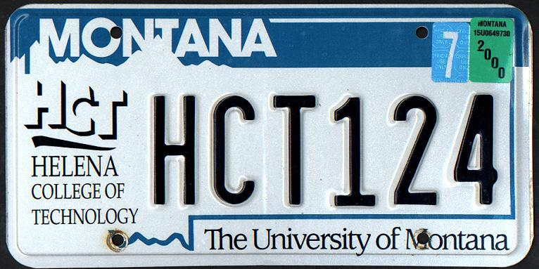 License Plate 10385