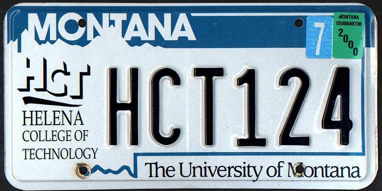 License Plate 10385