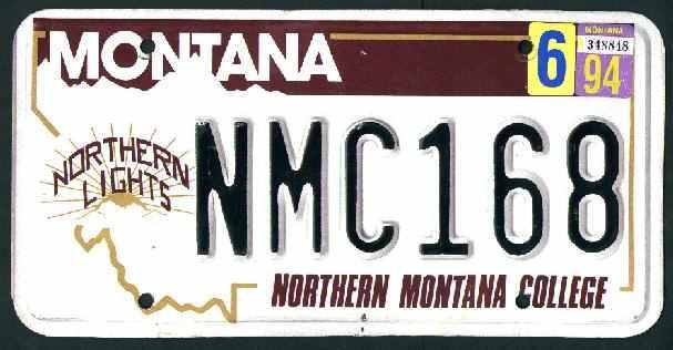 License Plate 10386