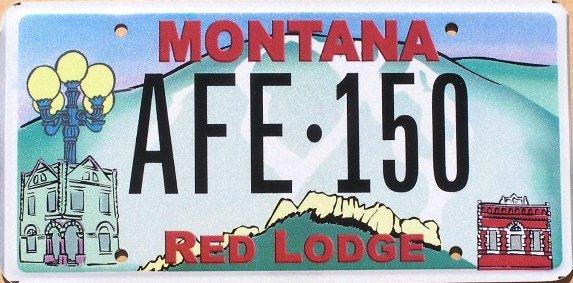 License Plate 10095