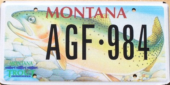 License Plate 10352