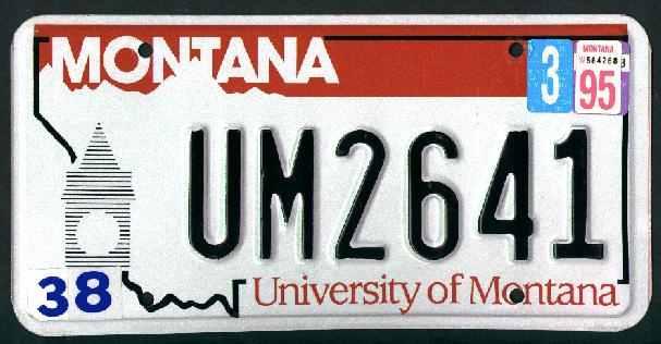 License Plate 10097