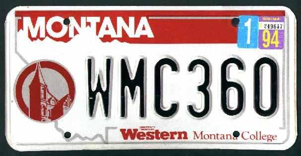 License Plate 10388