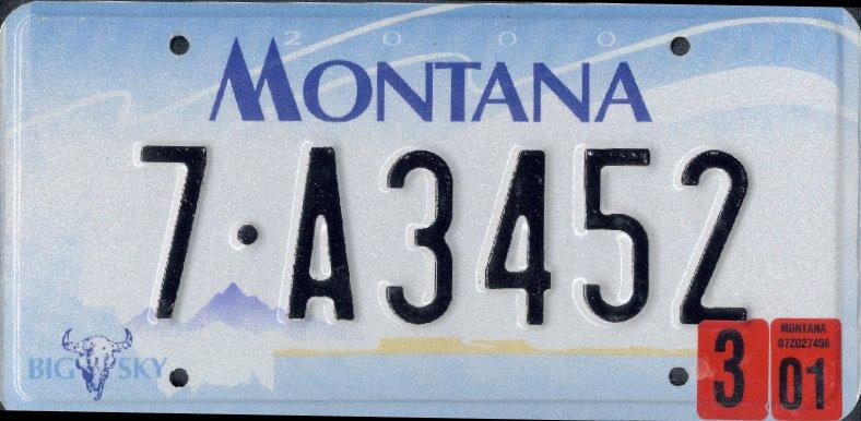 License Plate 1415