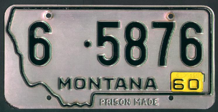 License Plate 16971