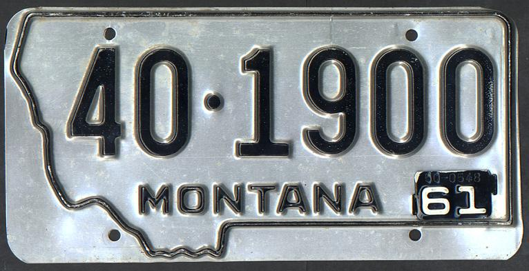 License Plate 16378