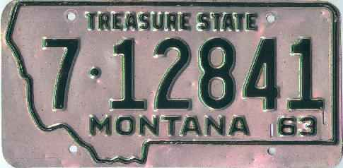 License Plate 16526