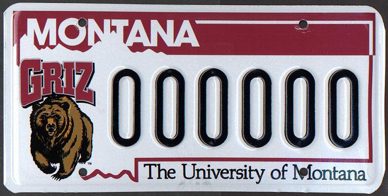 License Plate 9704
