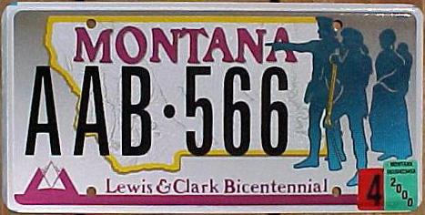 License Plate 10276