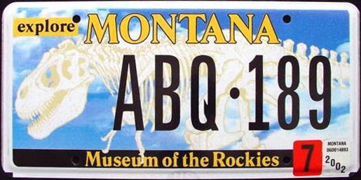 License Plate 10277