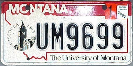 License Plate 9746