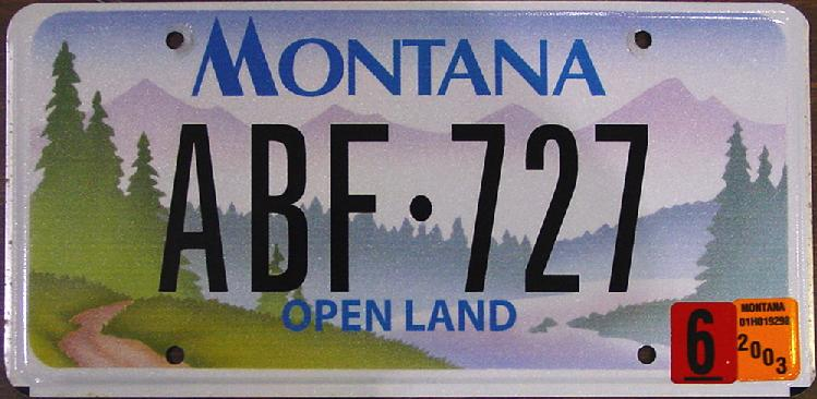 License Plate 10278