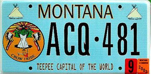 License Plate 10279
