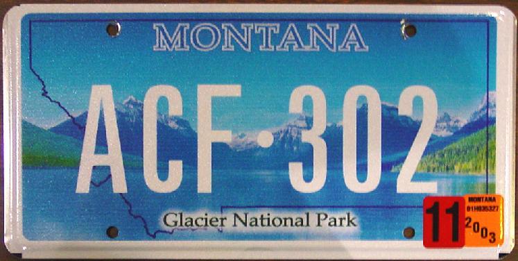 License Plate 10320