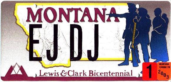 License Plate 10391