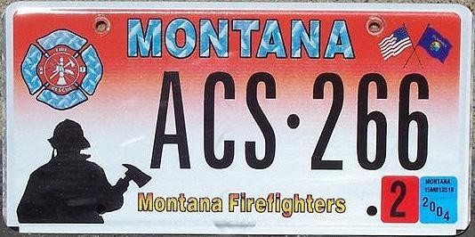 License Plate 10322