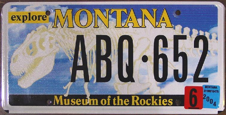 License Plate 10323