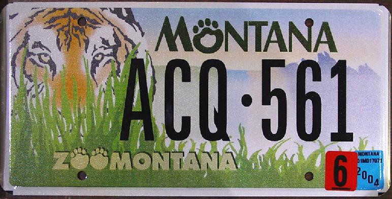 License Plate 9791