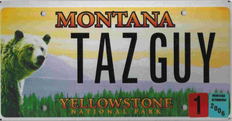 License Plate 10355
