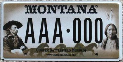 License Plate 9748