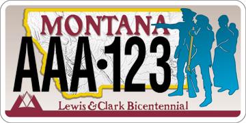 License Plate 9926