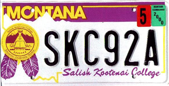 License Plate 10324