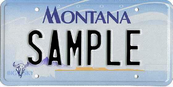 License Plate 14156